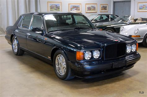 bentley turbo r 1996 bentley turbo r se