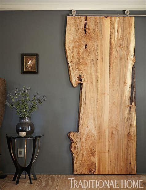 Holz Schiebetür Deckenmontage die besten 25 schiebet 252 ren aus holz ideen auf