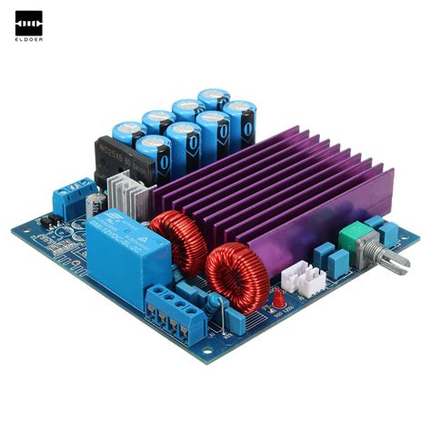 x10 integrated circuit new arrival 10 x 10 cm tda8950 2x170w digital subwoofer class d audio lifier board module