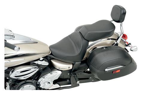 yamaha motorcycle seats saddlemen renegade deluxe seat yamaha xvs950 v