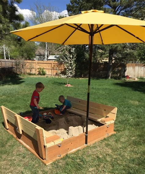 the 25 best sandbox diy ideas on sandbox