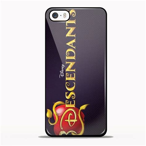 descendants d4 disney cover phone for iphone and galaxy