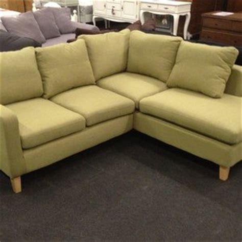 compact corner sofas compact corner sofa quot brand new quot fresh spring green