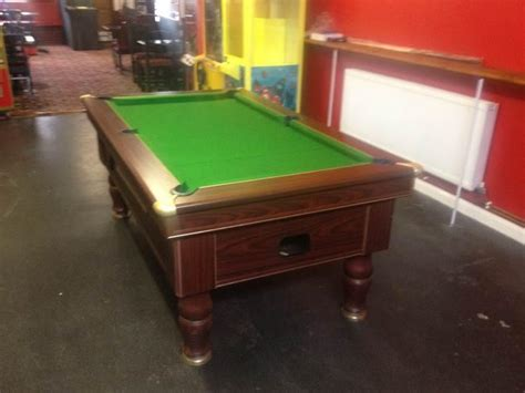 Pool Table Assembly by Pool Table Installation Towyn Wales Pool Table