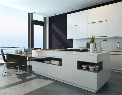 modern kitchen designs with island 77 custom kitchen island ideas beautiful designs