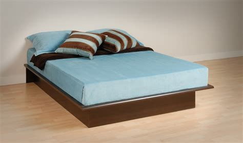 full double bed prepac double full platform bed by oj commerce 193 65