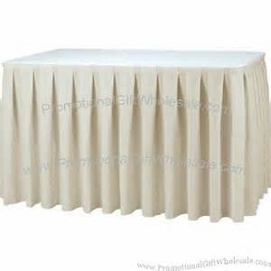 Cloth Table Skirts Table Linen Table Skirting Factory Direct 1279750675