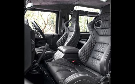 2014 land rover defender interior 2014 a kahn design land rover defender sw 90 interior