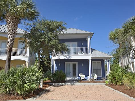 Flip Flop Cottage Destin Vacation Rentals By Ocean Reef Destin Cottage Rentals