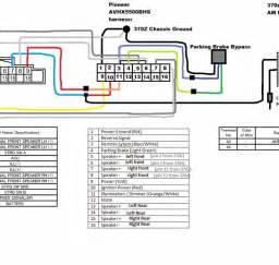 pioneer fh x700bt wiring diagram pioneer just another