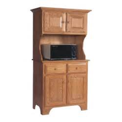 Microwave Furniture Cabinet Traditional Microwave Cabinet Amish Crafted Furniture