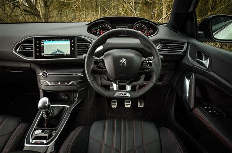peugeot 308 interior 308 gt private fleet
