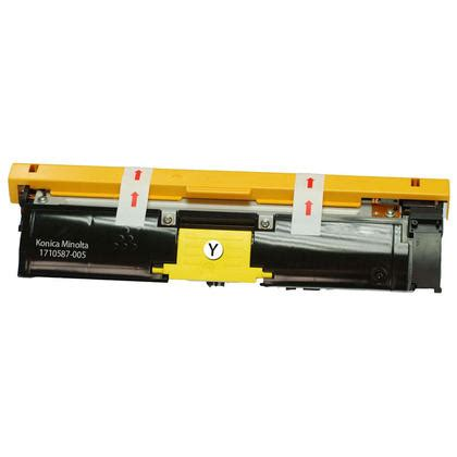 Toner Cartridge Remanufacture Hp507ce402a Yellow konica minolta 1710587 005 cartouche de toner