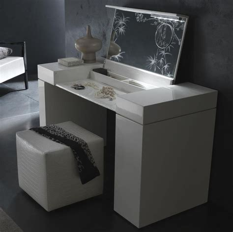 nightfly white dressing table bedroom vanities