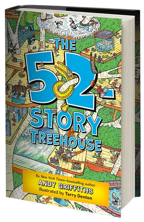 The Tree House Stories the treehouse series by andy griffiths terry denton