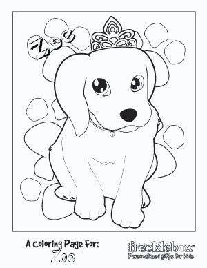 free personalized coloring pages life food family