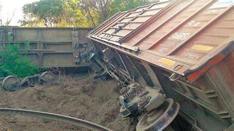 diario el liberal de sgo estero policiales descarril 243 un tren cargado con az 250 car en fr 237 as la gaceta