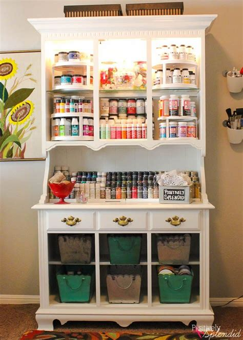 diy craft room storage 25 best ideas about craft station on craft cupboard craft desk and craft rooms