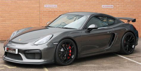 Porsche Dealers Uk by Used 2016 Porsche Cayman Gt4 For Sale In Lincoln Pistonheads