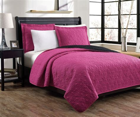 hot pink comforter hot pink bedding sets spillo caves