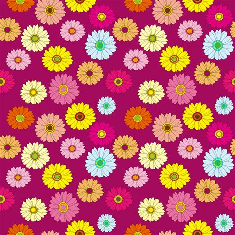 colorful patterns floral pattern colorful wallpaper free stock photo