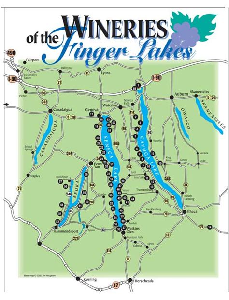 finger lakes ny map finger lakes wineries finger lakes wineries ithaca