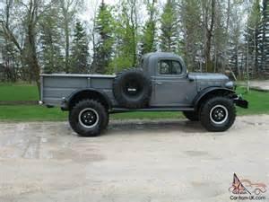 1955 Dodge Power Wagon 1955 Dodge Power Wagon Base 3 8l