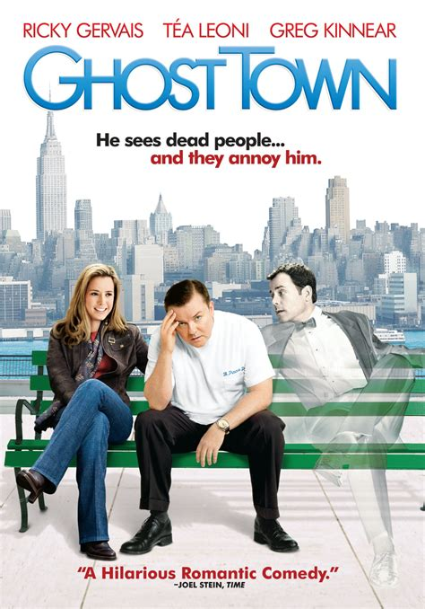 Film Ghost City | ghost town dvd release date december 27 2008