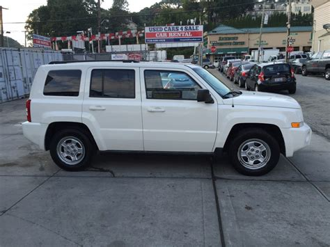 used jeep patriot used 2010 jeep patriot sport suv 5 990 00