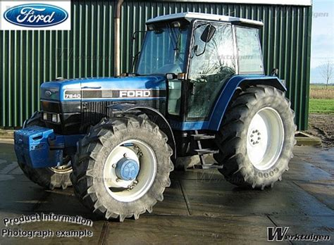 ford  sle ford machinery specifications
