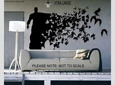 Batman Xtra Large Size Wall Decal Wall art Sticker Xtra Decals