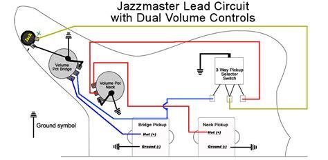 upgrading jazzmaster electronics part ii wiring mods