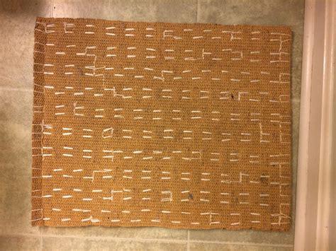 wine cork rug wine cork bath mat trashmagination