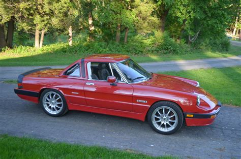 alfa romeo for sale 1987 alfa romeo spider for sale