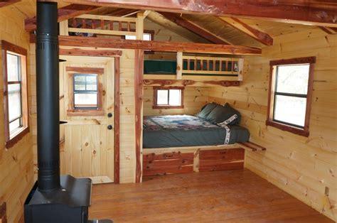 Bunkie Floor Plans by Cabin Interior 12x30 Joy Studio Design Gallery Best Design