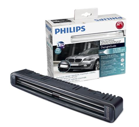 lade auto philips tagfahrlicht drl philips automotive lighting