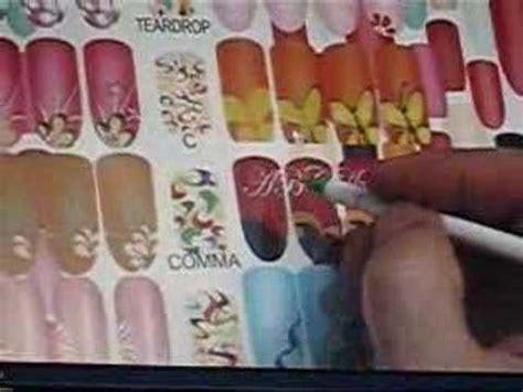 easy nail art book artnails nail art book at www artnails com youtube
