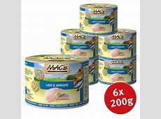 MAC's Cat Katzenfutter Lachs & Hühnchen kaufen bei ZooRoyal Mac S Katzenfutter