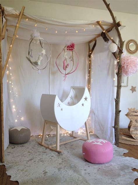 Moon Cot Baby Cradle Rainbow - 25 best ideas about moon crib on moon shapes