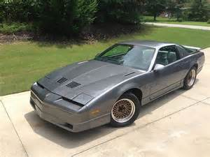 1987 Pontiac Gta Trans Am Purchase Used 1987 Pontiac Trans Am Gta 36 000