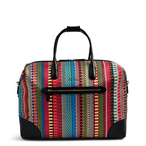 Cha Cha Bag vera bradley streeterville collection cha cha with black