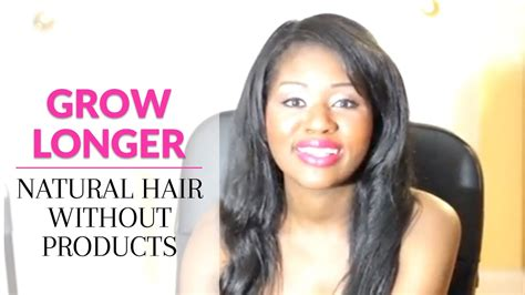 how quickly does hair grow long hairstyles online virtual grow longer natural hair without products fast and easy