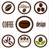 Set of Coffee logo design elements mix vector 02 - Vector Logo free ...
