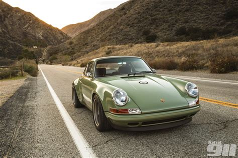 classic porsche 911 is modifying a classic porsche 911 sacrilegious air