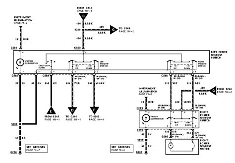 98 ford f150 wiring diagram could you send me a wiring diagram for power window