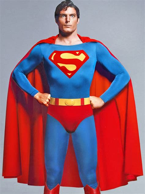 christopher reeve as superman christopher reeve as superman 1978 comic dc pinterest