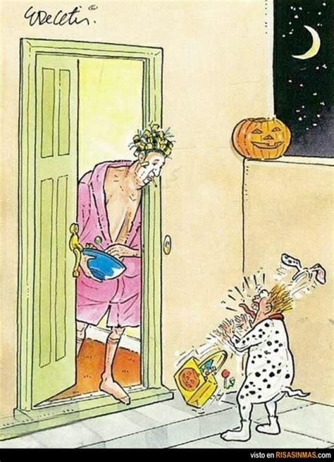 imágenes de risa halloween susto en halloween