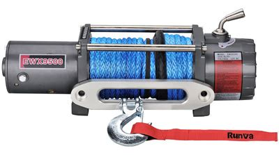 Runva High Speed Winch Ewx 9500 Q 3 With Synthetic Rope 43ton product detail runva ewx9500 winch with synthetic rope