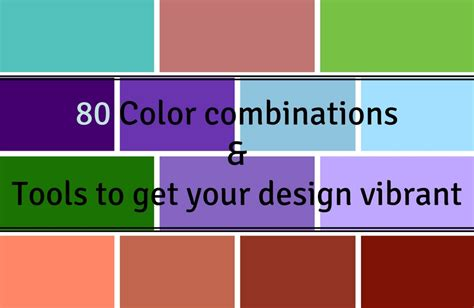 best colour combinations 80 best color combinations and tools at your disposal wdshow