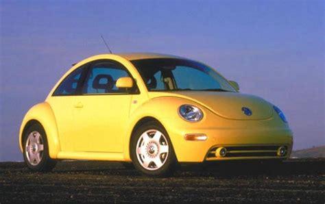 1999 Volkswagen Beetle 1999 volkswagen new beetle information and photos